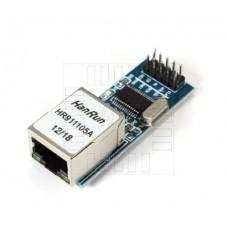 Ethernet ENC 28J60, SPI