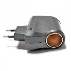 Auto adaptér 12V / 0.5A DC, nestabilizovaný