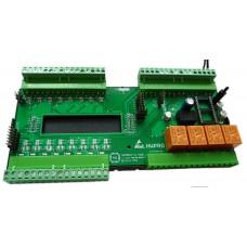 ARMOSY-2,  rozšiřující modul, univerzální řídící systém s Arduino DUE