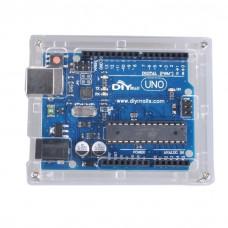 Transparentní akrylátové pouzdro pro Arduino UNO