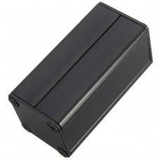 Hliníková krabička, 25 x 25 x 50mm