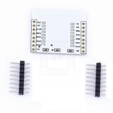 Adaptér pro Wifi modul ESP8266-ESP07, 08, 12  rozteč z 1.27 na 2.54mm