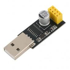 ESP8266, programovací adaptér, ESP01, CH340