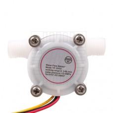 Průtokoměr G1/4'', 0.8MPa, 0.3-6 l/min, YF S402