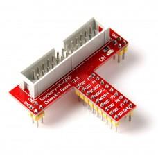 Adaptér GPIO, 26 pinů, V 3.0,  Raspberry