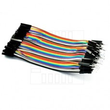 Propojovací kabel 40 x 10cm, samec / samice