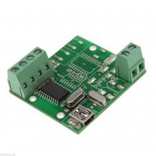 Převodník Wiegand 26/37 na USB, pro RFID