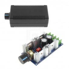 DC regulátor, 40A, 2000W, 9V ~ 50V, PWM, BOX