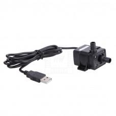 Vodní čerpadlo, 240l/h, 5V DC, USB