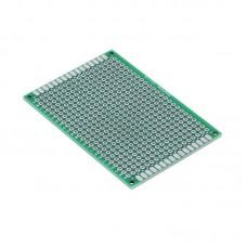 Zkušební oboustranná deska, 70x50mm, 432 otvorů