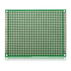 Zkušební oboustranná deska, 70x90mm, 806 otvorů