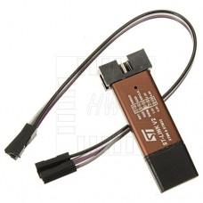 USB programátor ST-Link V2, rodina STM8, STM32