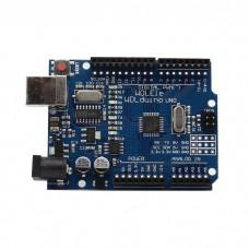 Arduino UNO R3, ATmega328P, 16MHz, 5V, CH340