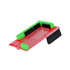 Rozšiřující shield pro Raspberry Pi, Pi2, Pi3, 26 pinů