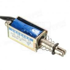 Solenoid, elektromagnet, 12V DC, JF-0530B, 0.5kg