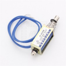 Solenoid, elektromagnet, 6V DC, JF-0530B, 0.5kg