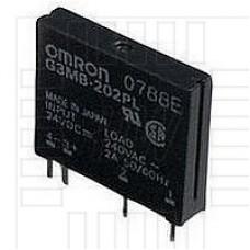 Elektronické SSR relé  G3MB-202P, OMRON, 24V, zátěž 2A/240VAC