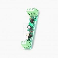 Indikátor síťového napětí 230V AC s galvanickým oddělením, 1bit