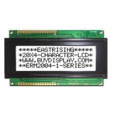 LCD  podsvětlený  4x20 znaků (bílá), 2004A, 5V