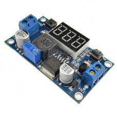 DC/DC konvertor výstup 1.3V ~ 37V, 2A, LED, LM2596