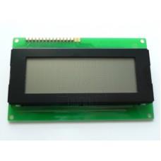 LCD, 4x20 znaků, LR2434