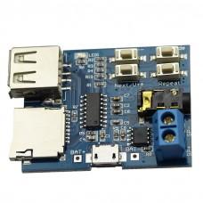 MP3 přehrávač, SD, 3W, MONO, USB
