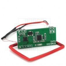 Čtečka RFID 125kHz čipů, RDM6300, UART