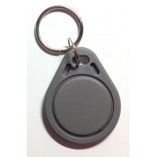 RFID šedá klíčenka 125kHz, tag