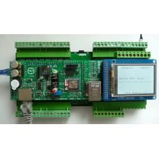 ARMOSY-2, Příjem dat RS-232 (RX1), příklad