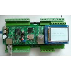 ARMOSY-2, Příjem dat na RS-485 (RX2), příklad