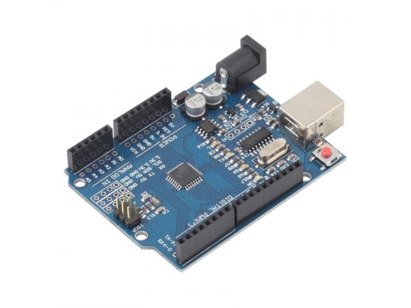 Arduino uno r atmega p mhz v ch usb kabel