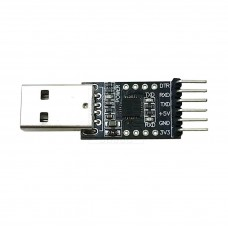 Převodník USB na TTL UART, CP2102, DTR, +3.3V, +5V