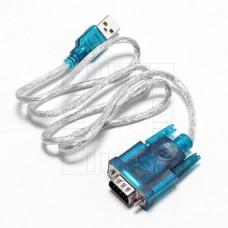 Převodník USB / RS232, CH340, kabel 1m