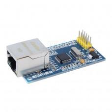 Ethernet W5500, SPI