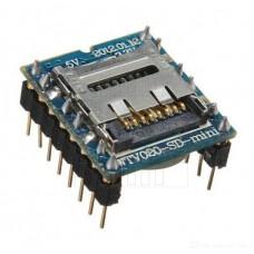 MP3 přehrávač, micro SD, 2GB, WTV020