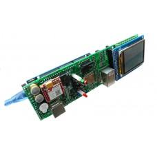 ARMOSY-2,  modul řízení, univerzální řídící systém s Arduino DUE