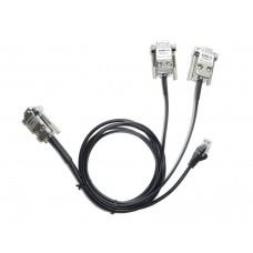 Komunikační kabel 2x RS232, 1x RS485, 1m