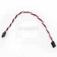 Propojovací kabel 3 x 20cm, samice / samice