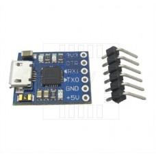 Převodník MICRO USB na TTL UART, CP2102, CTS
