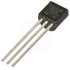 DS18B20, TO92, 1WIRE
