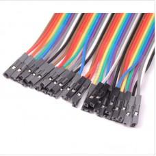 Propojovací kabel 40 x 20cm, samice / samice