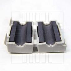 Feritový filtr, na kabel r=10mm