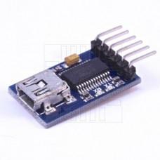 Převodník MINI USB na TTL UART, FT232RL, CTS, DTR