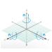 Kompas, gyroskop, akcelerometr, barometr, I2C, 9-Axis, GY-801
