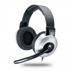 Náhlavní sluchátka s mikrofonem Genius HS-05A