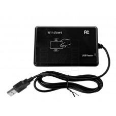 RFID čtečka 13.56MHz s USB výstupem, HF
