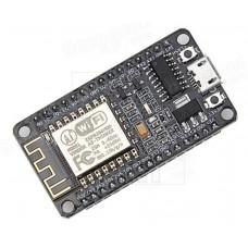 WiFi NodeMcu Lua ESP8266, CH340G, ESP-12E, rozteč 27mm