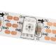 Inteligentní RGB LED NeoPixel, WS2812B, pásek, 5050, 60LED/m, 5V