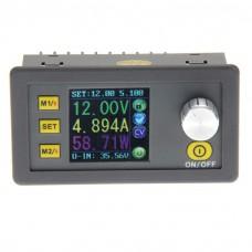 Přesný programovatelný zdroj do panelu 0 ~ 50V, 0 ~ 5A, 0 ~ 250W, DC/DC, DP50V5A