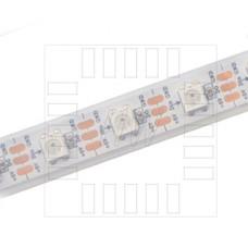 Inteligentní RGB LED NeoPixel, WS2812B, pásek, 5050, 60LED/m, 5V, IP67